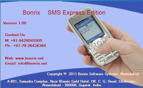 Bonrix SMS Express Edition - Single port